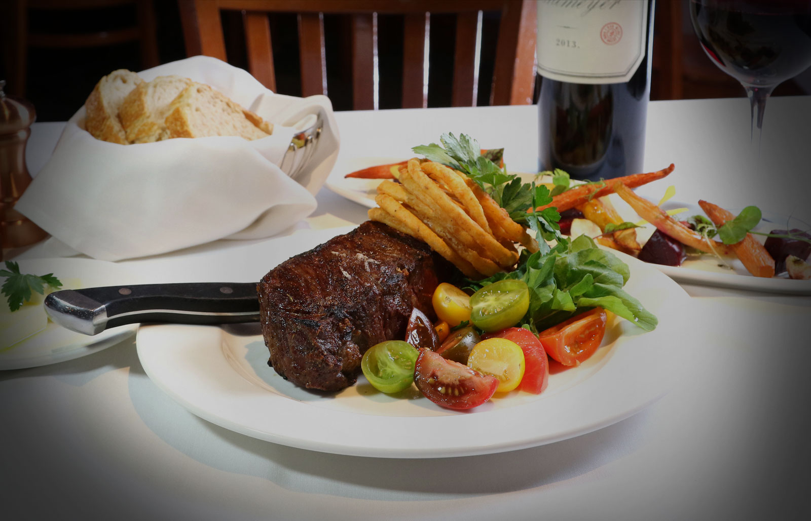 Restaurants Bonita Springs Florida Steak House Seafood